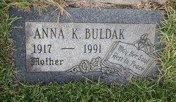 Anna K Buldak