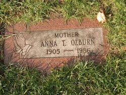 Anna T Ozburn