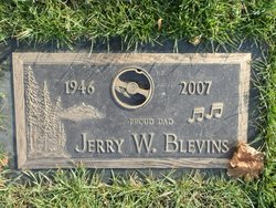 Jerry W Blevins