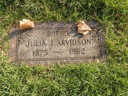 Julia J Arvidson