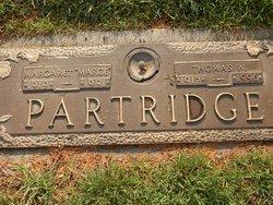Thomas W Partridge
