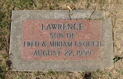 Lawrence Columbo Crouch