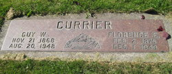 Florence B Currier