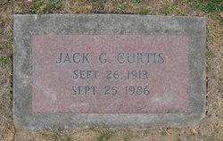 Jack G Curtis