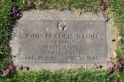 John Francis Daniel