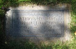 Orpha Pearl Davison