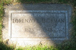 Lorenzo Lawrence Dickman