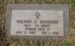 """Wilson C """"Bud"""" Dockery"""