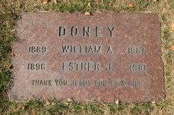 Esther Jane <I>Putnam</I> Doney