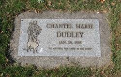 Chantal Marie Dudley