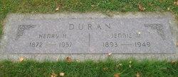 Henry Haley Duran