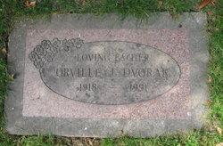 Orville James Dvorak, Sr