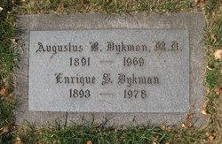 Dr Augustus B Dykman