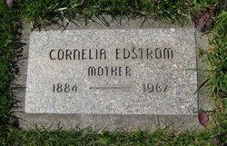 Anna Cornelia Eleonora <I>Wass</I> Edstrom