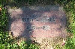 Harry Wilmer Ellison