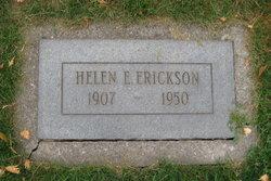 Helen E <I>Neagle</I> Erickson