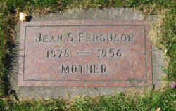 Jean Sharp <I>Warnock</I> Ferguson