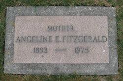 Angeline E <I>McVeda</I> Fitzgerald