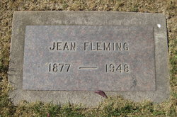 Jeannie Fleming