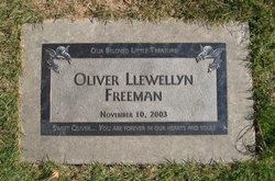 Oliver Llewellyn Freeman