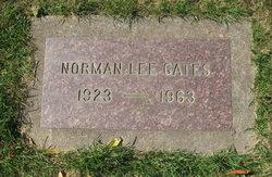 Norman Lee Gates