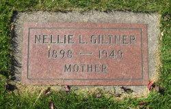 """Helen Lindell """"Nellie"""" Giltner"""