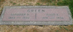 Maud <I>Shiell</I> Green