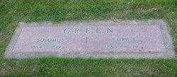Solomon Green