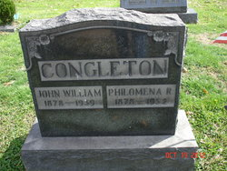 Philomena Rolwena <I>Eisenman</I> Congleton