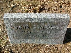 John Felix Adams, Jr