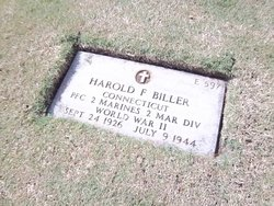 PFC Harold Francis Biller