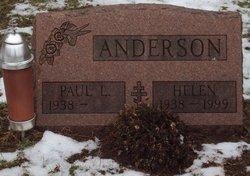 Helen <I>Yaworsk</I> Anderson