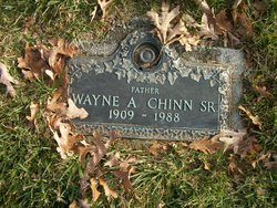 Wayne Andrew Chinn, Sr