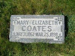 Mary Elizabeth Coates