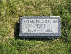 Selma Louise <I>Beckstrom</I> Peart