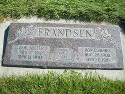 Roy Edward Frandsen
