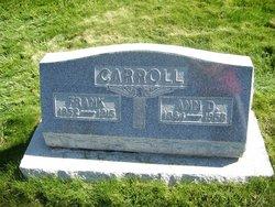 Annie <I>Davis</I> Carroll