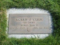 Morris James Olsen