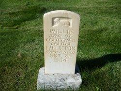 Willie Halstrom