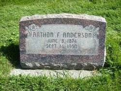 Anthon F Anderson