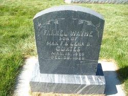 Farrel Wayne Coates