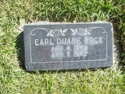 Earl Duane Beck