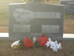 James Elvie Rhodes