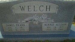 James Frank Welch