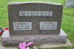 Kenneth F Winship