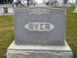 Mildred Baker <I>Summers</I> Byer