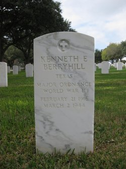 Kenneth E Berryhill