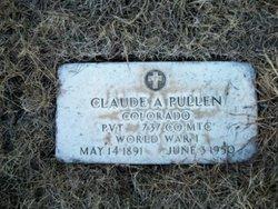 Pvt Claude Alvin Pullen