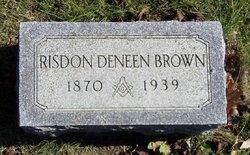 Risdon Deneen Brown