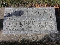 Meta M. Behling